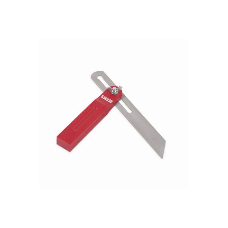 Úhelník - pokosník KRT707001 Kreator, 200mm