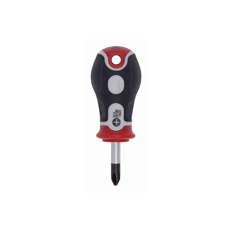 Šroubovák křížový KRT405103 krátký Kreator, PH2 x 25mm