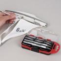 Sada modelářských nožů KRT452001 Kreator, 8 kusů
