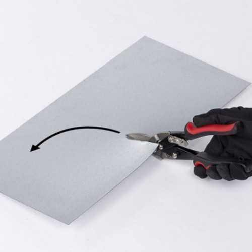 Nůžky na plech levé KRT611102, 250mm
