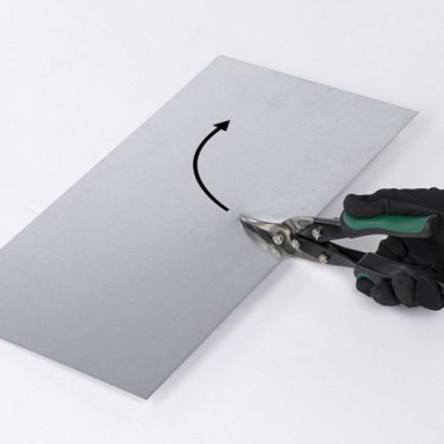 Nůžky na plech pravé KRT611103 Kreator, 250mm