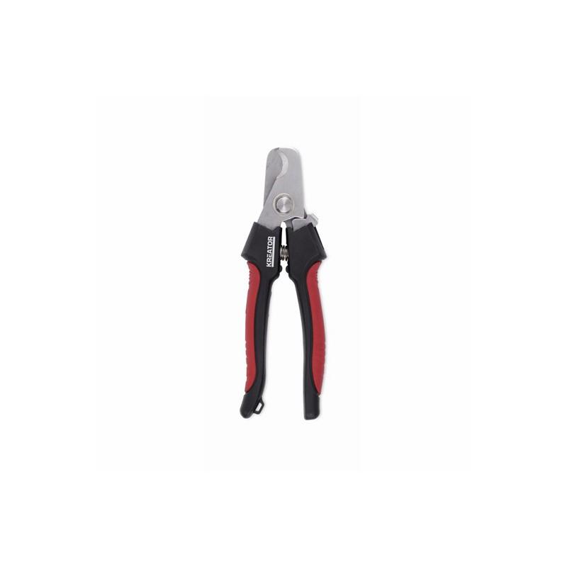 Kleště štípací na kabely KRT621002 Kreator, 175mm