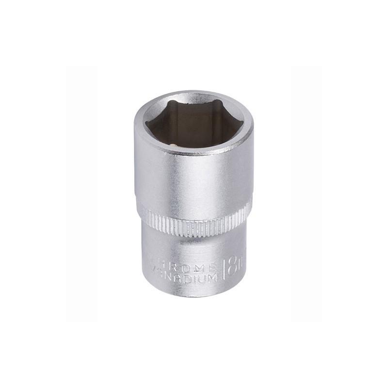 """Klíč nástrčný 1/2"""" KRT502009 Kreator, 18mm"""