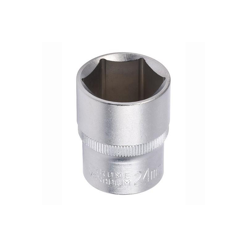 """Klíč nástrčný 1/2"""" KRT502015 Kreator, 24mm"""