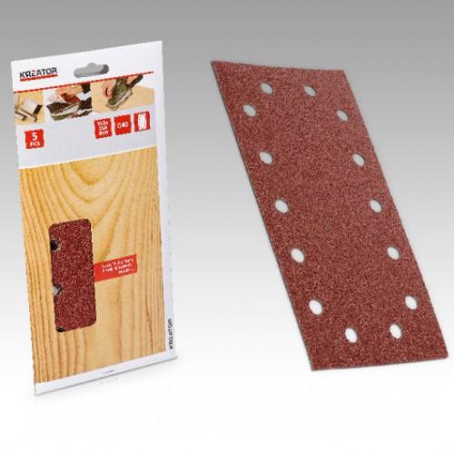 Sady brusných papírů KRT203003