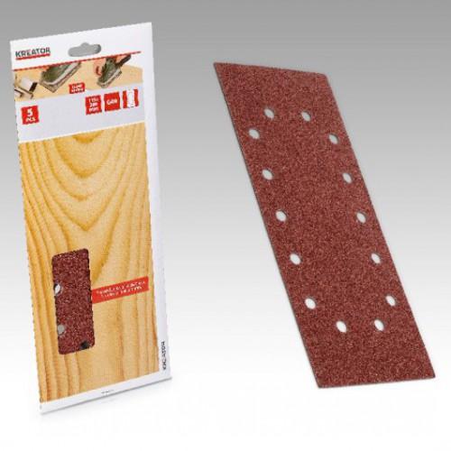 Sady brusných papírů KRT203503