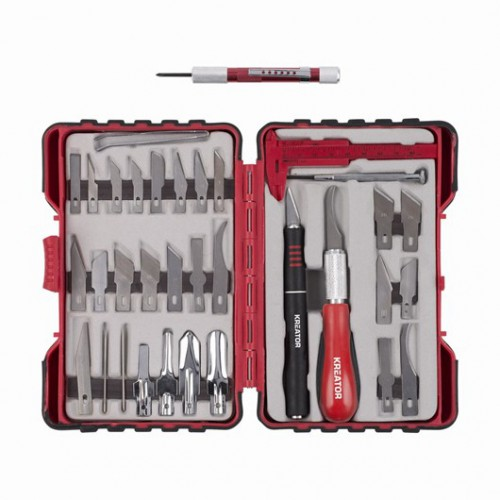 Sada modelářských nožů KRT452002