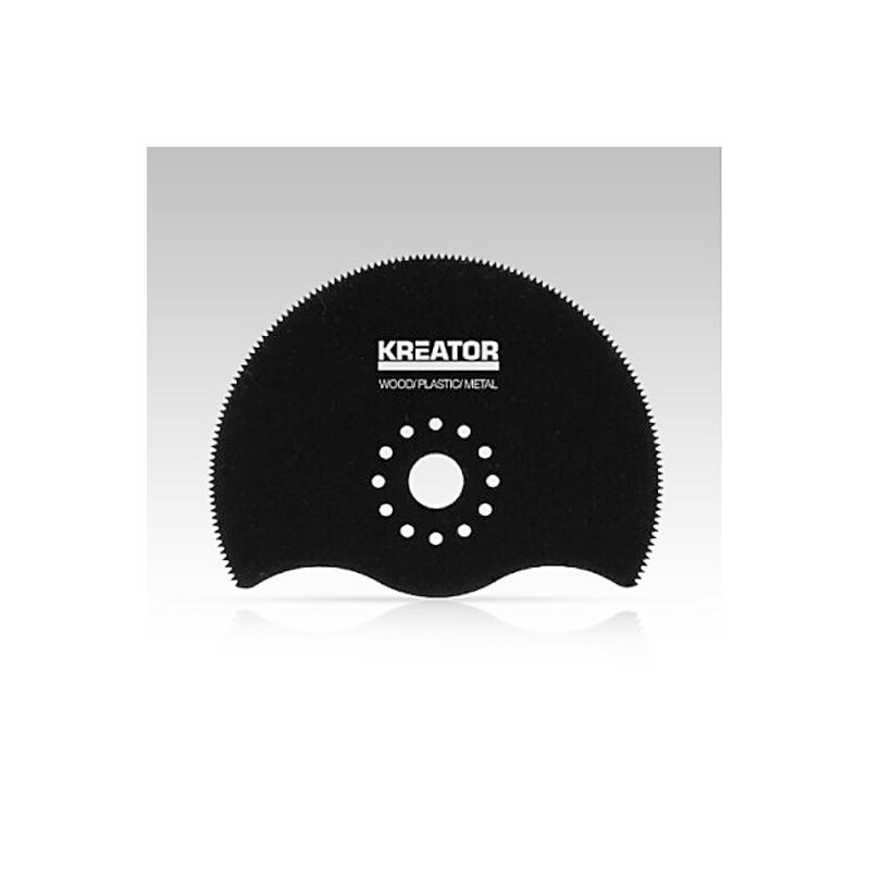 Kotouč řezný KRT990021 segmentový Kreator, 87 x 1,4mm