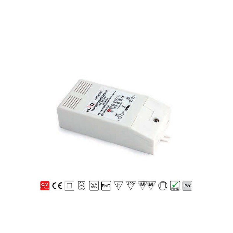 Napaječ 89487 pro LED, 24V DC, 12W
