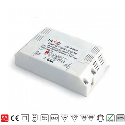 Napaječ 84829 pro LED, 24V DC, 24W