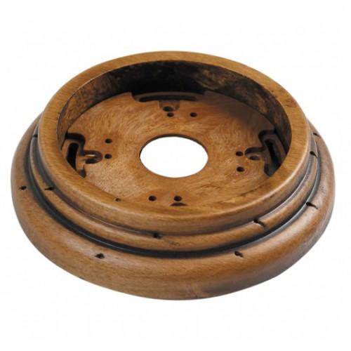 Dřevěný rámeček jednonásobný Garby, staré dřevo