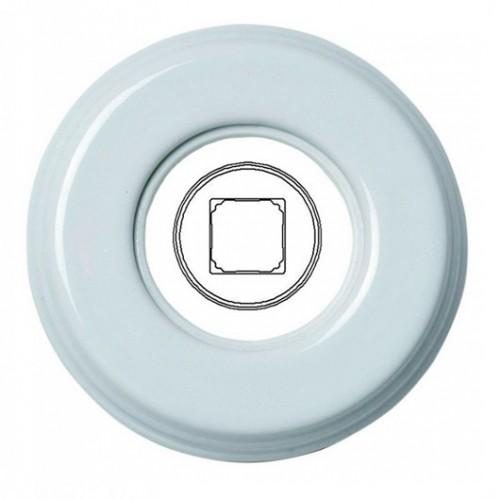 Rámeček porcelánový jednonásobný 31-821-17