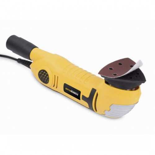 Bruska vibrační elektrická POWX0490 Powerplus, 300W