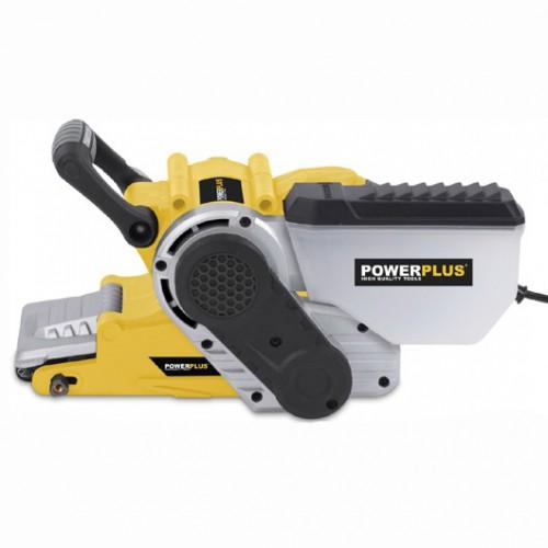 Bruska pásová elektrická POWX0460 Powerplus, 950W