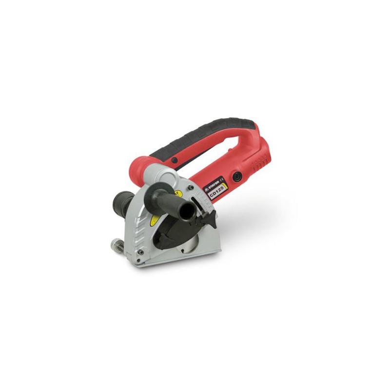 Fréza drážkovací elektrická CD125 Stayer, 1500W