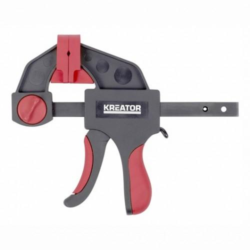Svěrka jednoruční KRT552201 Kreator, 150mm