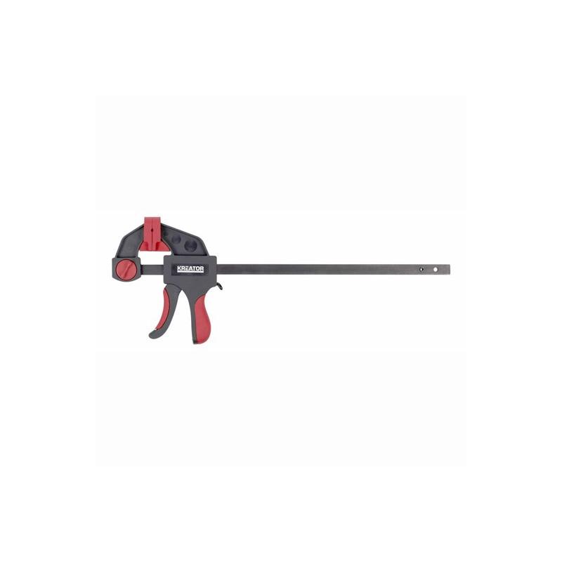 Svěrka jednoruční KRT552203 Kreator, 450mm