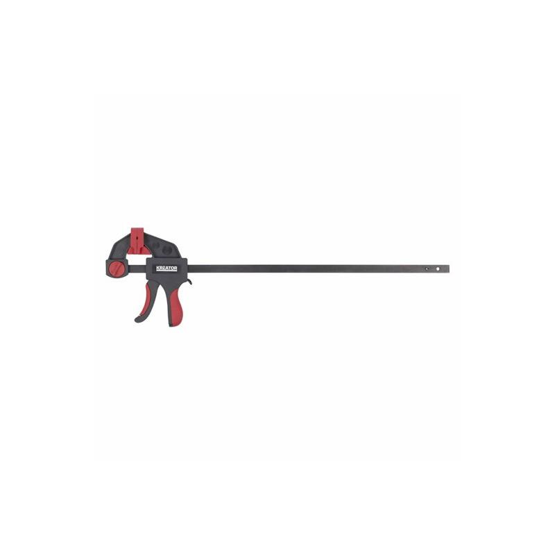 Svěrka jednoruční KRT552204 Kreator, 700mm