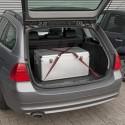 Upínací pás ráčnový KRT555002 Kreator, 100kg/2,5m, 2 kusy