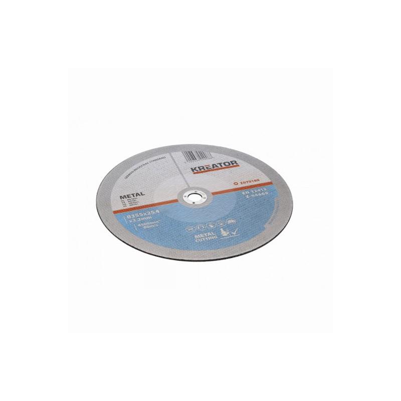 Kotouč řezný KRT070180 Kreator, pr. 355mm, 2 kusy