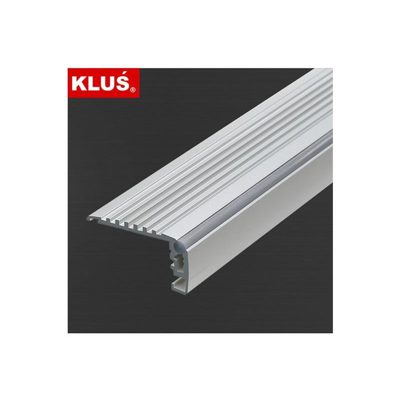 Profil hliníkový 18018 KlusDesign STEKO, anodizovaný