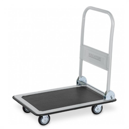 Vozík přepravní KRT670101 skládací Kreator, 150kg