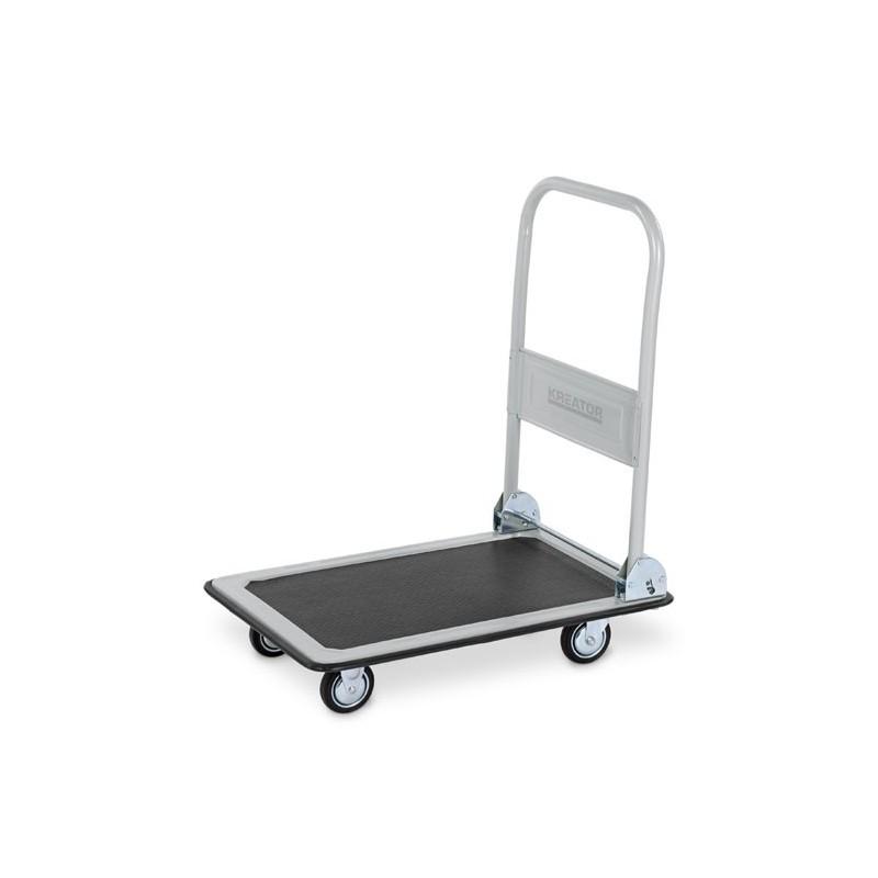 Vozík přepravní ocelový KRT670101 skládací Kreator, 150kg