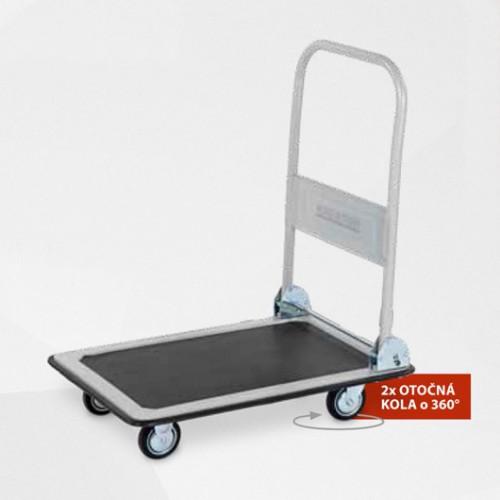 Vozík přepravní KRT670101, 150kg