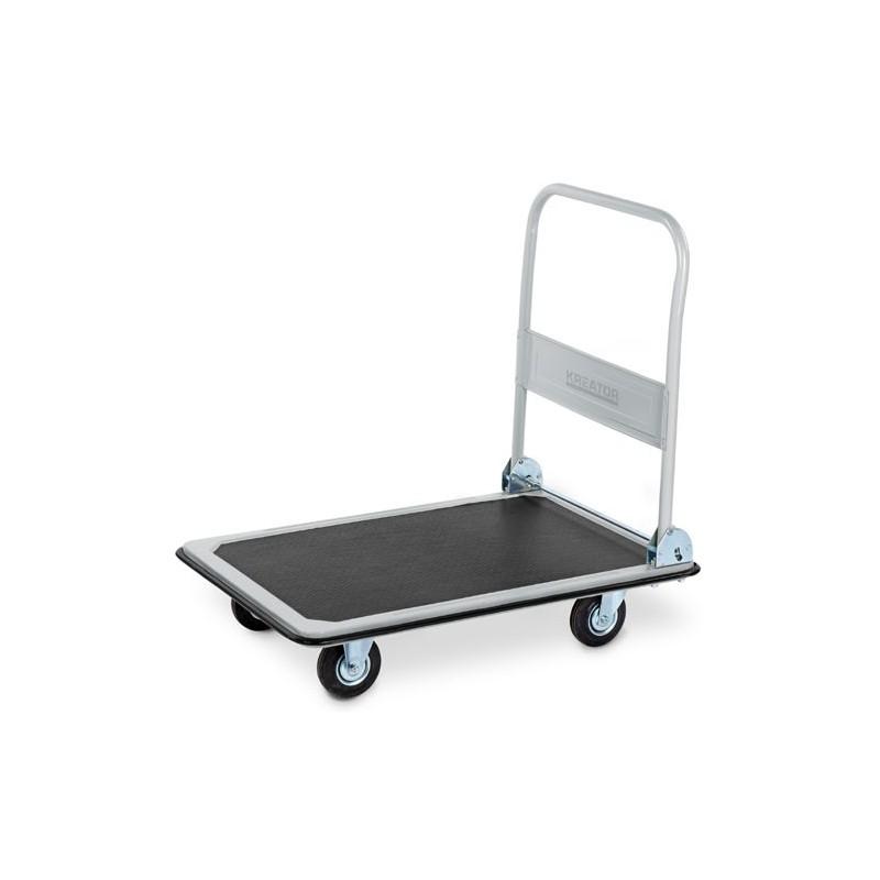 Vozík přepravní KRT670102 skládací Kreator, 300kg