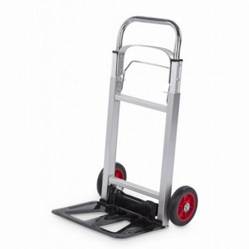 Vozík přepravní hliníkový skládací KRT670201 Kreator, 90kg