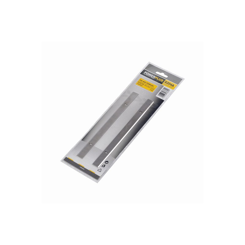 Nože pro protahovačku POWX204A, 2 kusy