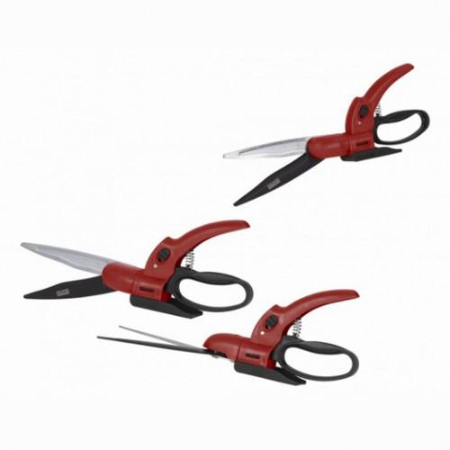 Nůžky na trávník otočné KRTGR2011 Kreator, otočné o 360°, 350mm