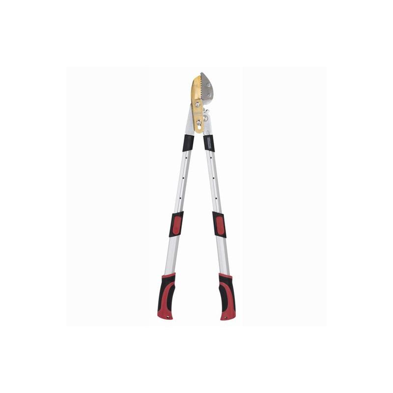 Nůžky na větve pákové teleskopické převodové kovadlinkové SK5 KRTGR4024, 780mm
