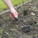 Hrabičky zahradnické KRTGR7004 Kreatorz uhlíkové oceli