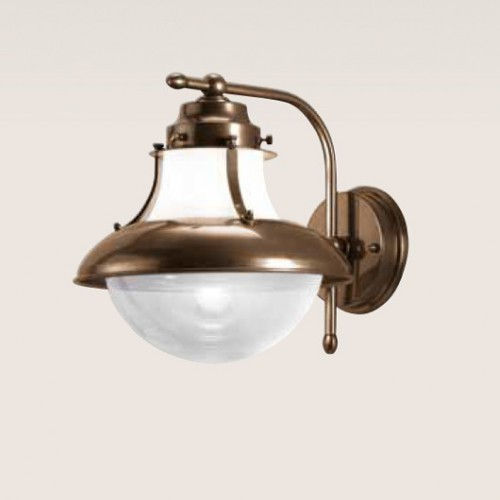 Nástěnné svítidlo exteriérové 185/1AP-BR