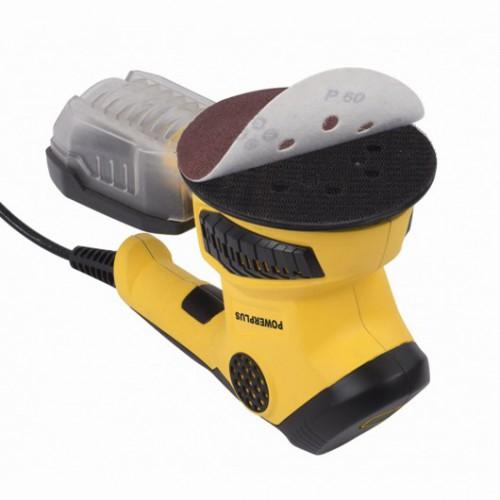 Bruska vibrační elektrická POWX0485 Powerplus, 260W