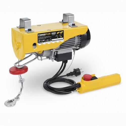 Naviják lanový elektrický POWX900 Powerplus, 500W