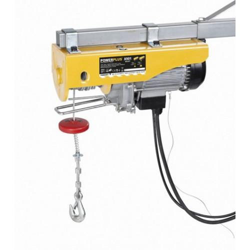 Naviják lanový elektrický POWX901 Powerplus, 1000W