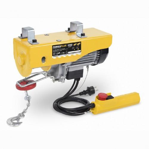 Naviják lanový elektrický POWX902 Powerplus, 1050W