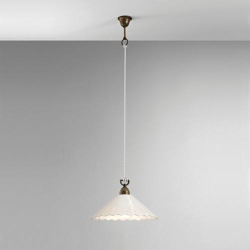 Závěsná svítidla rustikální 065 ze série Fiori di Pizzo