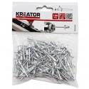 Nýty trhací KRT618103, 4 x 6,4mm, 100 kusů