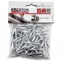 Nýty trhací KRT618105, 4,8 x 14mm, 100 kusů
