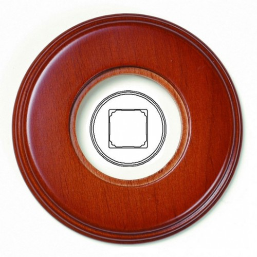 Rámeček dřevěný jednonásobný 31-821-19, medové dřevo