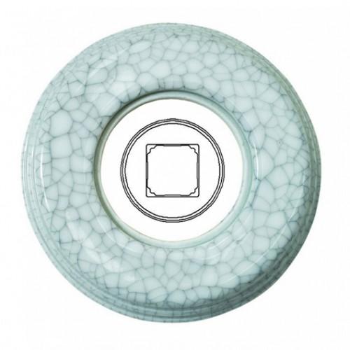 Rámeček porcelánový jednonásobný 31-821-09