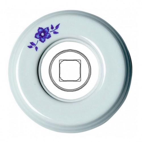 Rámeček porcelánový jednonásobný 31-821-61