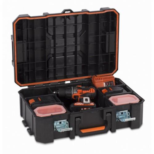 Kufr plastový POWDPTB01 Powerplus