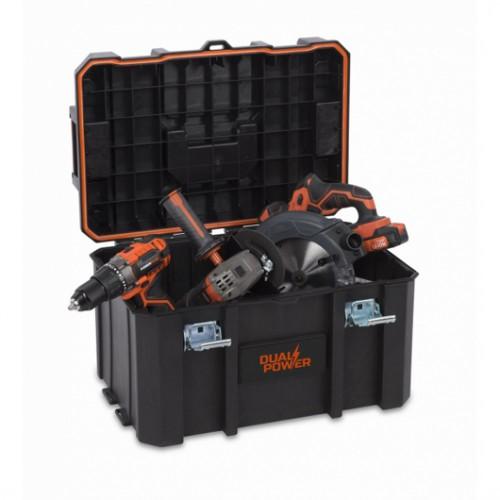 Kufr plastový POWDPTB02 Powerplus