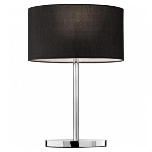 Stolní lampa moderní 01-680BK