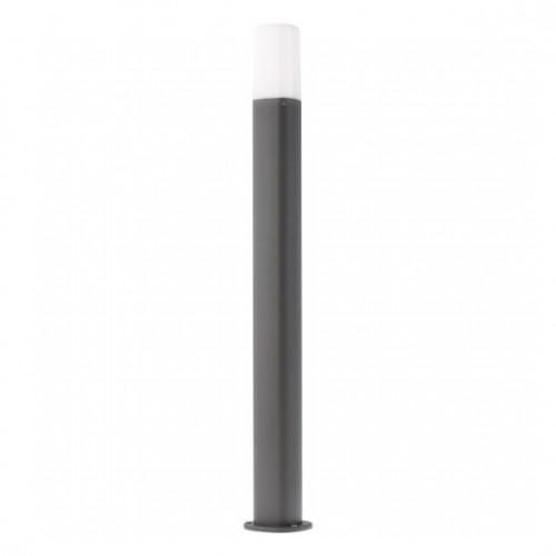 Sloupkové svítidlo exteriérové 9077 moderní ze série Crayon, tmavá šedá