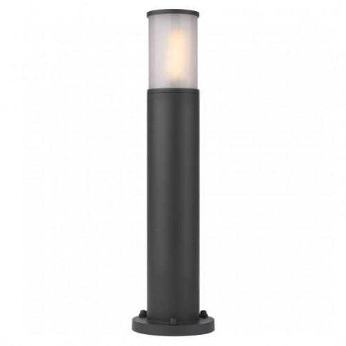 Sloupkové svítidlo exteriérové 9328 moderní ze série Exter, tmavá šedá